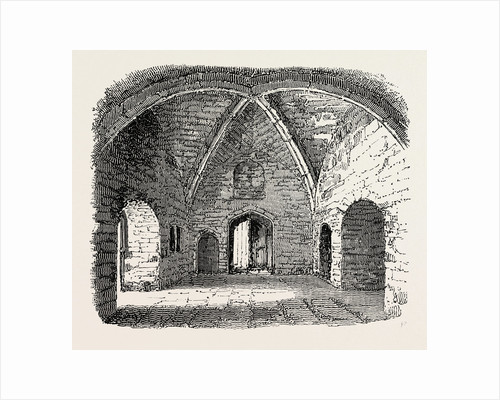 Beauchamp Tower: Prison in the Tower of London. by Anonymous