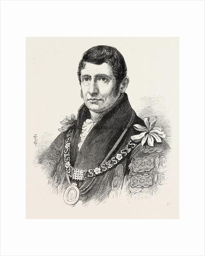 Alderman Waithman from an Authentic Portrait by Anonymous