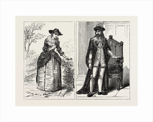 A Lord Mayor and His Lady (Middle of Seventeenth Century) London by Anonymous