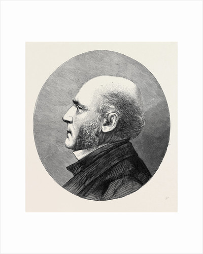 Sir George Gilbert Scott, R.A. by Anonymous