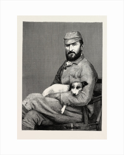 Lieutenant-Colonel A.G.A. Durand, Indian Staff Corps, Political Agent at Gilgit by Anonymous