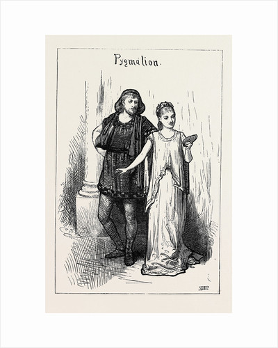 Plays of the Day: Pygmalion by Anonymous