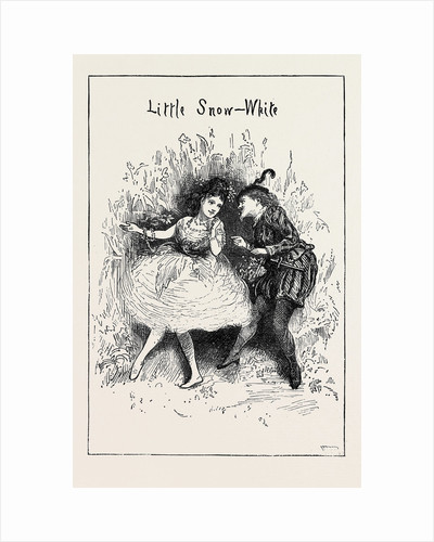 Plays of the Day: Little Snow White by Anonymous