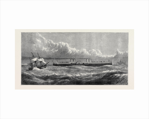 The Proposed Channel Ferry: The Ferry Steamer by Anonymous