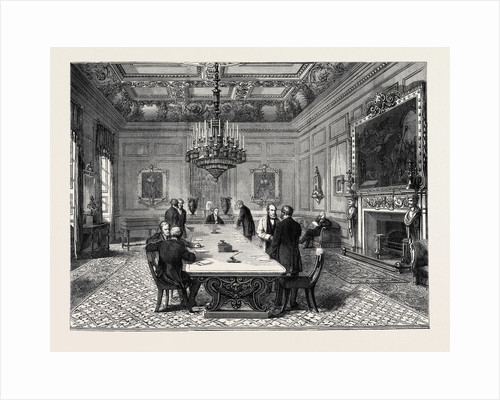 Hall of the Drapers' Company by Anonymous