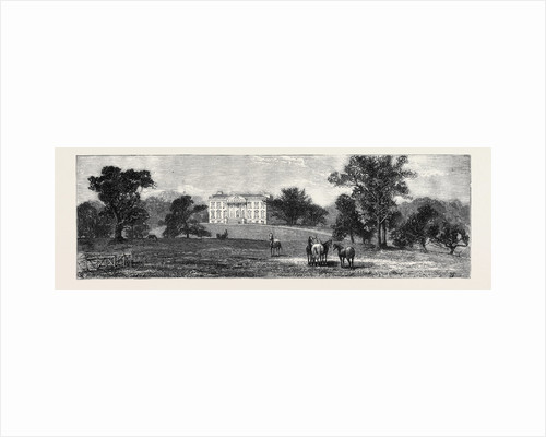 Claremont House, Esher, the Future Residence of the Duke and Duchess of Albany by Anonymous