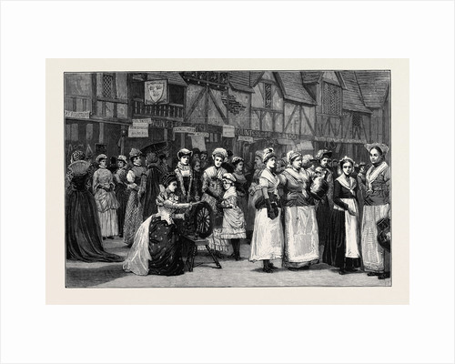 Bazaar and Fancy Fair in the Exhibition Palace, Dublin, in Aid of the Masonic Female Orphan School by Anonymous