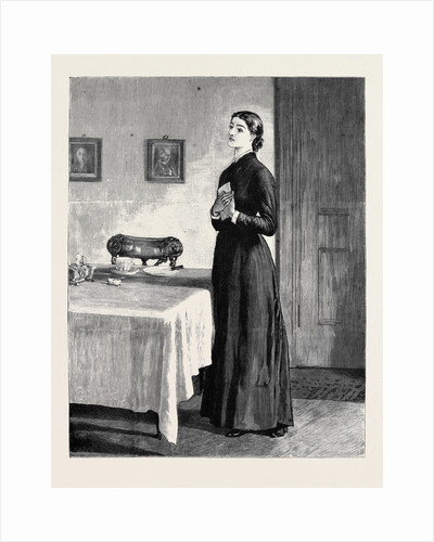 Marion Fay: A Novel, She Read the Letter a Dozen of Times, Pressing It to Her Bosom by Anonymous