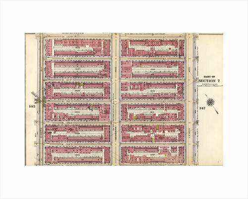 Bounded by W. 133rd Street, Lenox Avenue, W. 127th Street and Eighth Avenue, New York by Anonymous
