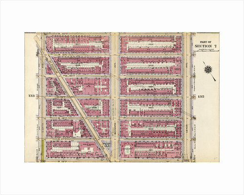 Bounded by W. 122nd Street, Lenox Avenue, W. 116th Street, and Eighth Avenue, New York by Anonymous