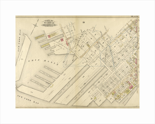 Bounded by Richards Street, Partition Street, Dwight Street, Bush Street, Columbia Street, Centre Street, Hicks Street, Luquer Street, Henry Street, Nelson Street, Hamilton Avenue, Smith Street, Percival Street, Court Street, Bryant Street, New York by Anonymous