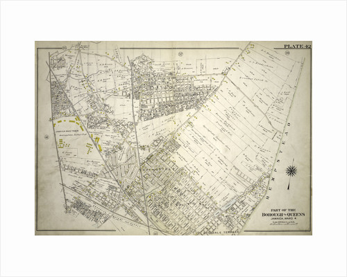 Bounded by Central Avenue, Springfield, Laurelton, Rosedale Terrace Springfield Road, Springfield Park, High View Park, Higbie Park, Higbie Avenue, Farmers Avenue, Merrick Plank Road, Locust Avenue and Locust Manor, Cedar Manor Smith Ave., New York by Anonymous