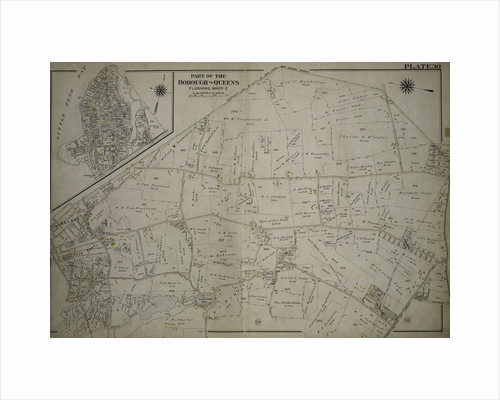 Bounded by Nassau Road, Broadway, Clinton Avenue, East Alley Road, Little Neck Road, Jericho Turnpike, Rocky Hill Road, Alley Road and Broadway, New York by Anonymous