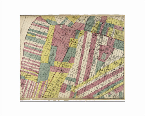 Sheet 3: Map encompassing Bedford Stuyvesant, Crown Heights and Weeksville, New York by Anonymous
