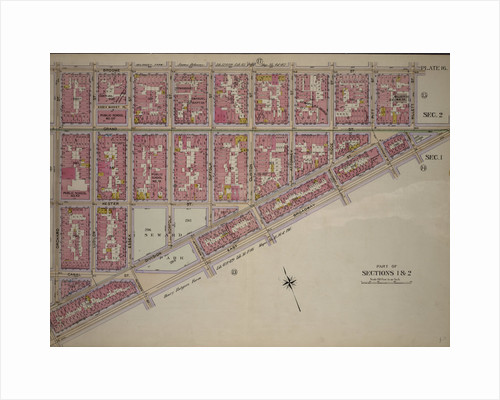 Bounded by Broome Street, Willett Street, Grand Street, East Broadway, Pike Street, Division Street and Orchard Street, New York by Anonymous