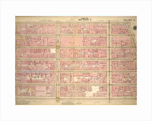 Bounded by W. 20th Street, W. 20th Street, Broadway, Union Square, E. 14th Street, W. 14th Street and Seventh Avenue, New York by Anonymous