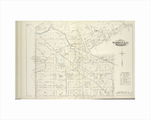 Map bound by Van Cott Ave., Van Pelt Ave., Monitor St., Meeker Ave., Richardson St., Humboldt St., Conselyea St., Union Ave; Including Jane St., Newton St., Bayard St., Frost St., Withers St., Jackson St., Skillman St., Lorimer St., L., New York by Anonymous