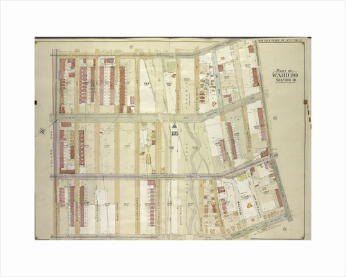 Map bounded by 5th Ave., Bayridge Ave., Ridge Blvd; Including 2nd Ave., 60th St., New York by Anonymous