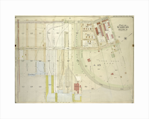 Map bounded by 2nd Ave., Ridge Blvd., 68th St; Including Shore Road, 60th St., New York by Anonymous