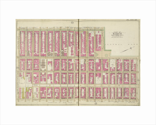 Map bounded by 6th Ave., E. 64th St., Lexington Ave., E. 47th St., New York by Anonymous