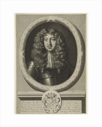Portrait of Henry Howard 6th Duke of Norfolk by Abraham Bloteling