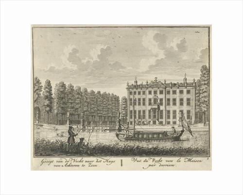 Rear of House ter Meer Maarssen by Hendrik de Leth