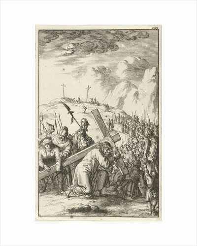 Carrying of the Cross by Aart Dircksz Oossaan