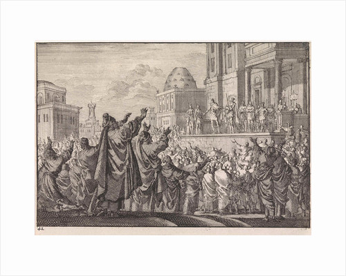 Christ Presented to the People (Ecce Homo) by Pieter Mortier