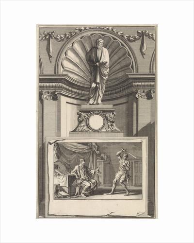 H. Ambrose of Milan, Church Father by Jan Goeree