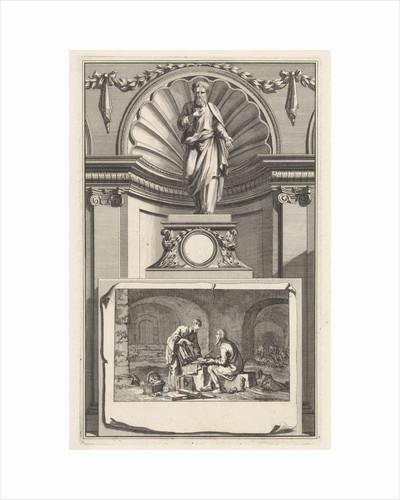 Church Father Eusebius of Caesarea by Jan Goeree