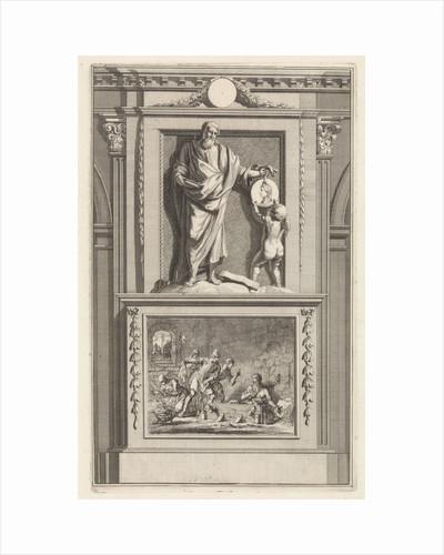Church Father Origen by Jan Goeree