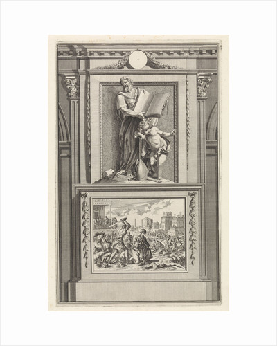 H. Irenaeus of Lyon, Church Father by Jan Goeree