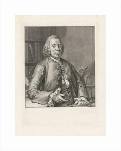 Portrait of Nicholas Simon Winter by Hendrik Pothoven