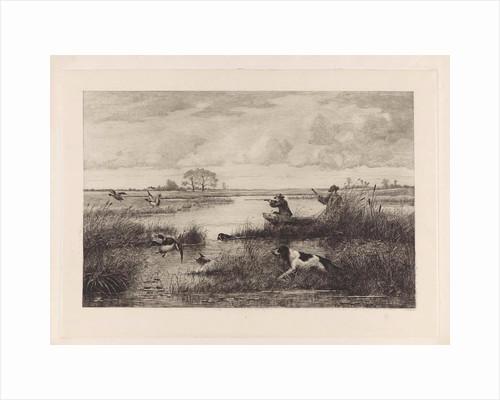 Duck Hunt by Elias Stark