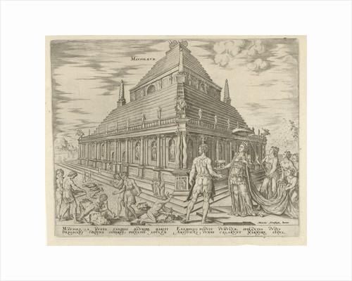 Mausoleum of Halicarnassus by Hadrianus Junius