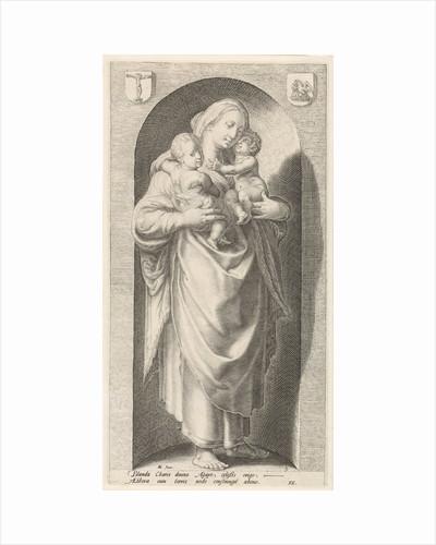 Love (Caritas) by Franco Estius