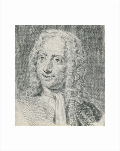 Portrait of Isaac Walraven by Julius Henricus Quinkhard