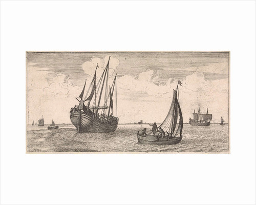 Mooring of the mail boat by Jacob Quack