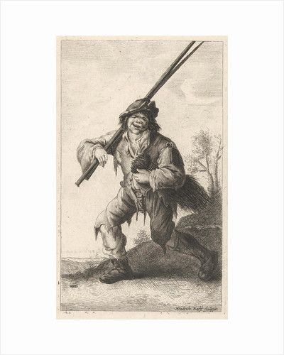 Chimney Sweeper by Hendrik Bary