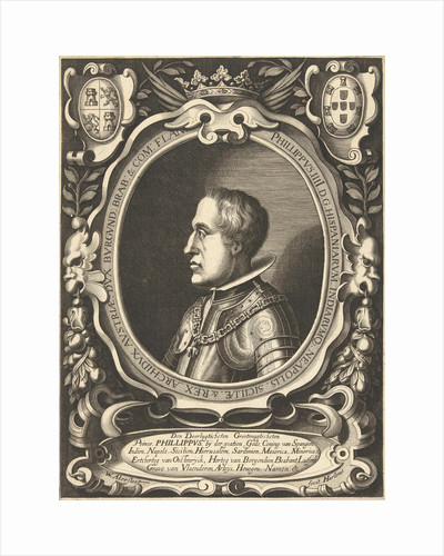 Portrait of King Philip IV of Spain by Willem Outgertsz. Akersloot