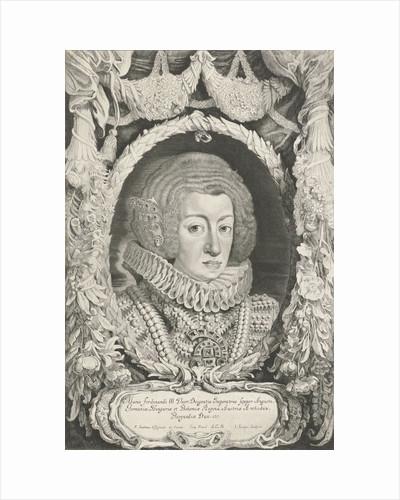 Portrait of Maria Anna of Spain by Ferdinand III