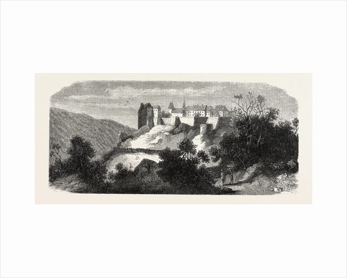 The Fortress Lutzelstein, 1870 by Anonymous