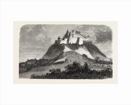 The Fortress Lichtenberg 1870 by Anonymous