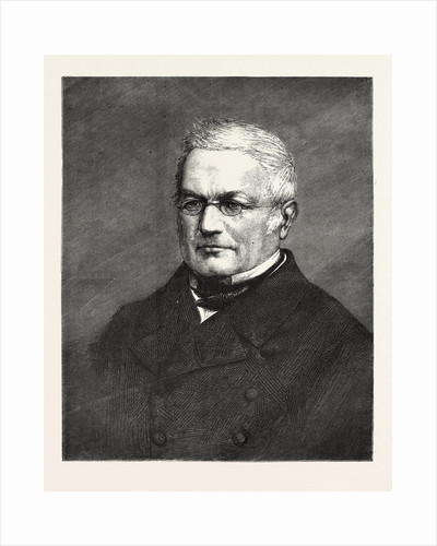 Louis-Adolphe Thiers, 1797 1877, Was a French Politician and Historian by Anonymous