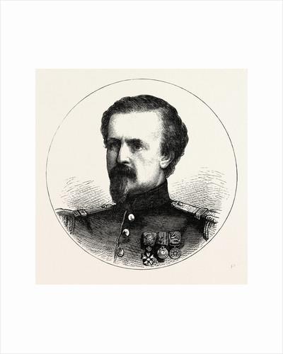 Pierre Philippe Marie Aristide Denfert-Rochereau by Anonymous