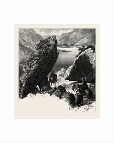 The Pike, Gap of Dunloe, Ireland by Anonymous