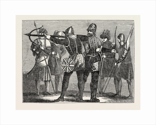 Military Costume of the Fifteenth Century by Anonymous