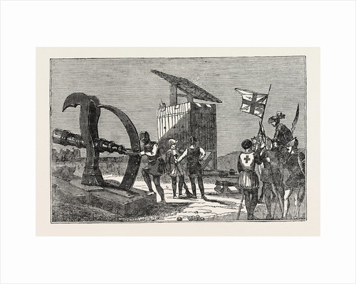 Artillery Soldiers and War Machines of the Fifteenth Century by Anonymous