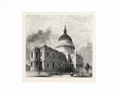 St. Paul's Cathedral, London by Anonymous