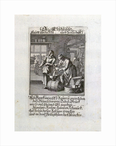 Old Master Print by Anonymous
